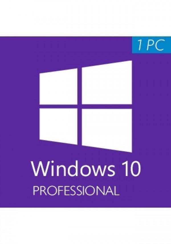 Windows 10 Pro Professional